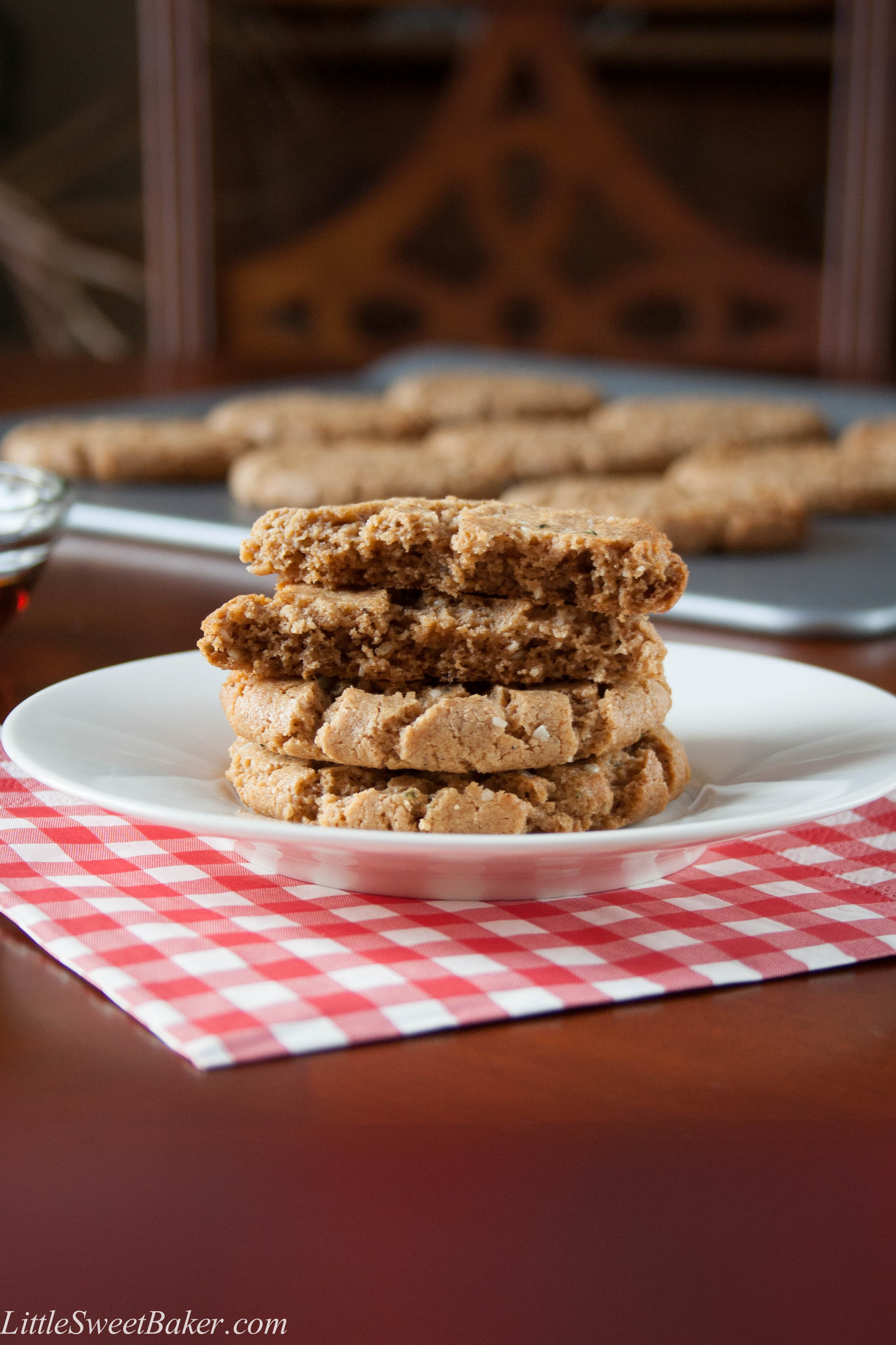 Take a bite into these soft and chewy delicious cookies and you won ...