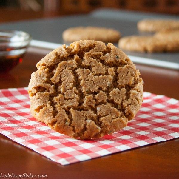 gluten-free cashew butter cookies-6